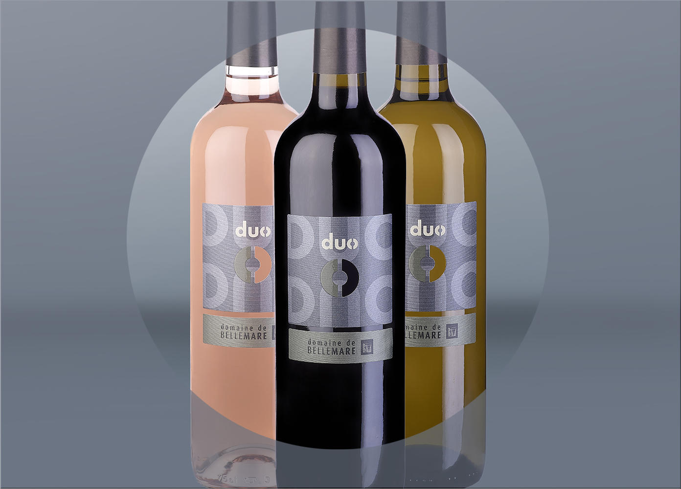Duo - Red, White & Rosé